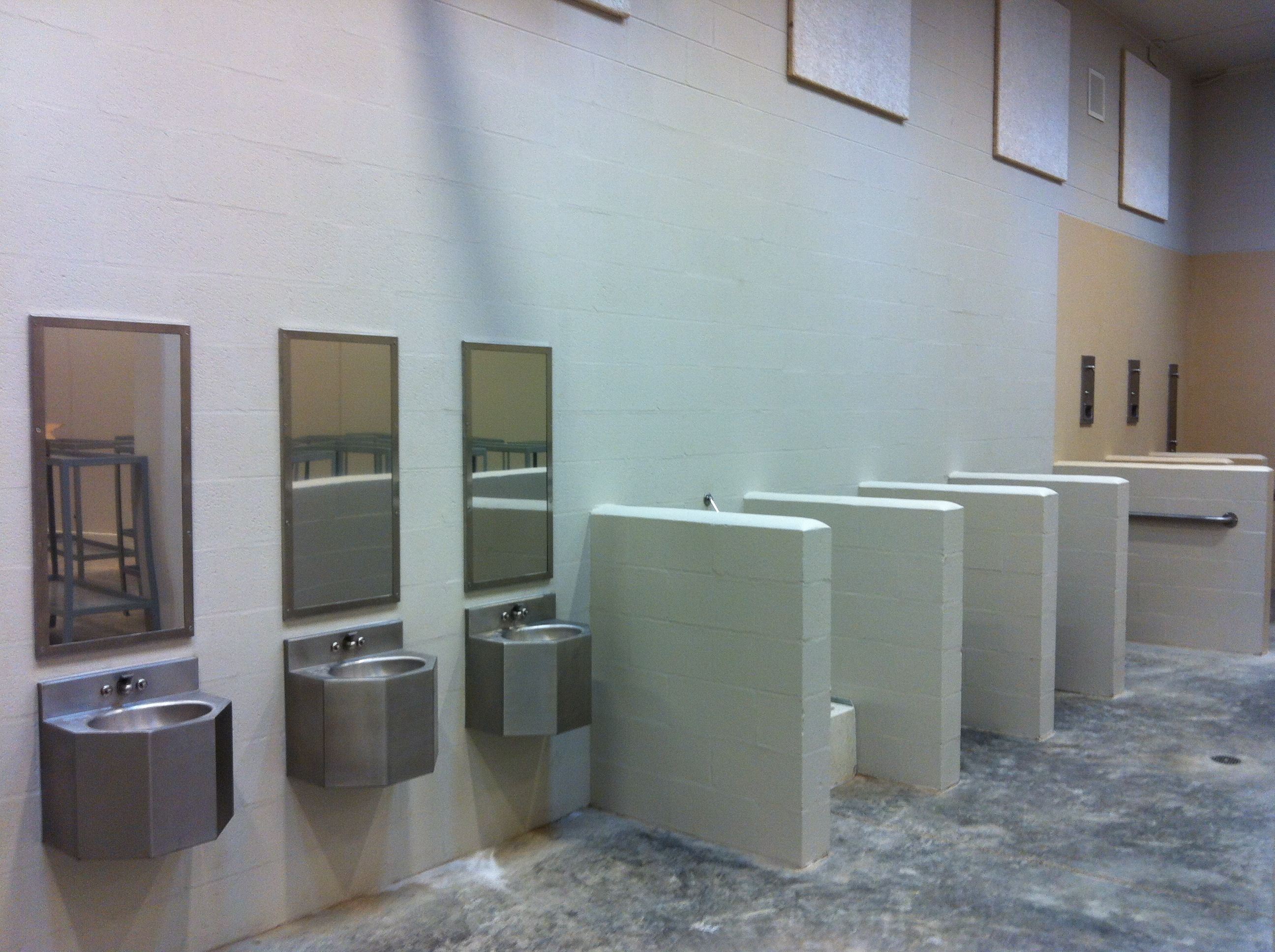 Barham cain mynatt inc institutional projects for Bathroom remodel jackson tn