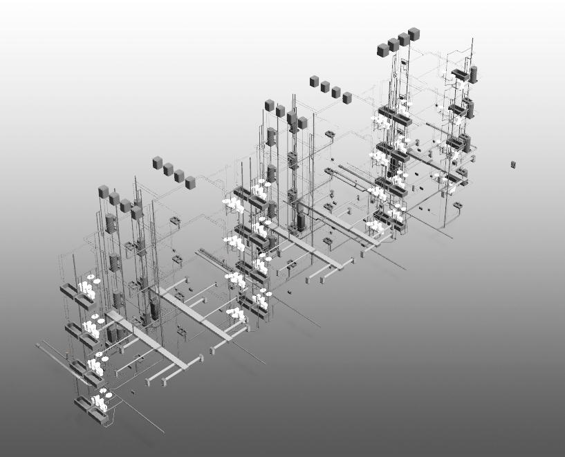 S S Tire Lexington Ky >> Barham, Cain, Mynatt, Inc.: Revit and Building Information Modeling Capabilities
